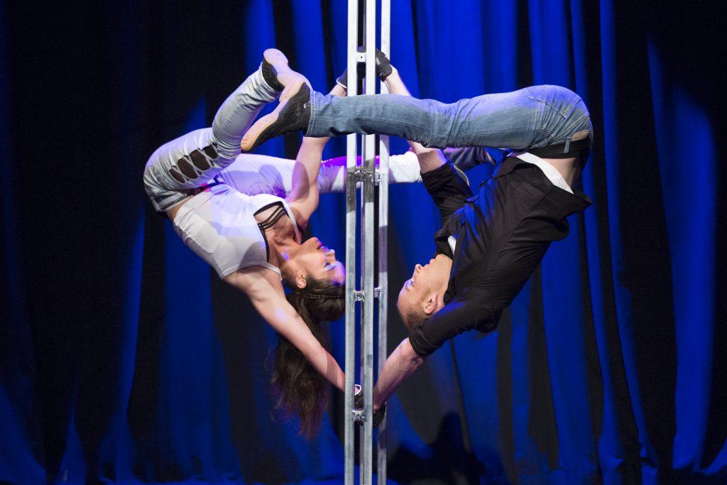 Krystallpalast Varieté Leipzig - Newcomershow 2014  Foto Tom Schulze tel.    0049-172-7997706 mail  post@tom-schulze.com web  www.tom-schulze.com