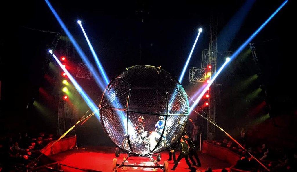 Peres Raiders Globe of Death 1 (3)